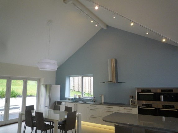Blue Paint For Kitchen Walls